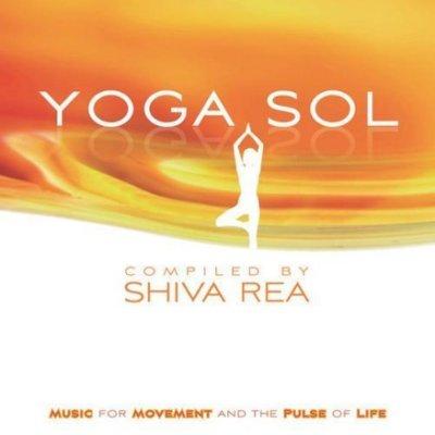 音樂居士*瑜伽音樂合輯 Yoga Sol Compiled by Shiva Rea*CD專輯