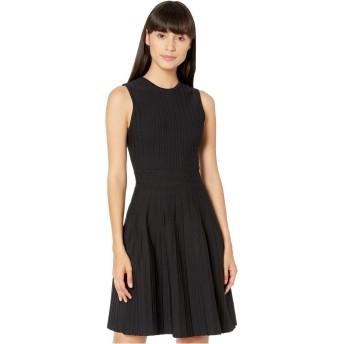 TED BAKER(テッドベーカー) トップス ワンピース Stitch Detail Knitted Sleeveless Dress Black レディース [並行輸入品]