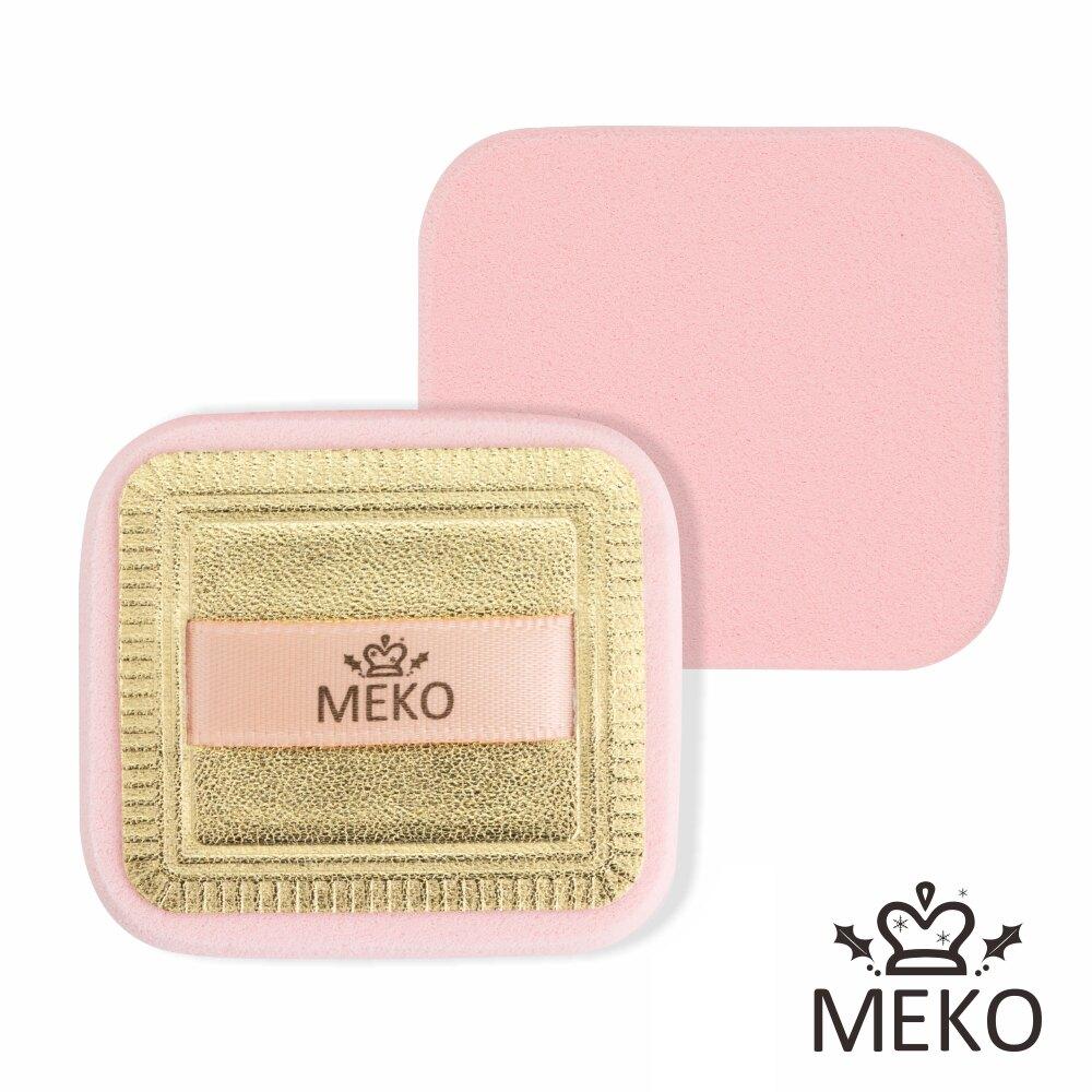 MEKO 氣墊兩用海綿 方金2入