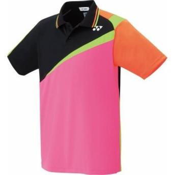 ヨネックス テニス ゲームシャツ男女兼用 19 ブラック ケームシャツ・パンツ(10316-007)