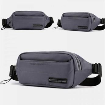 メンズナイロンウエストファニーパック財布ポーチカジュアルショルダーメッセンジャーバッグファッション男性クロスボディチェストヒップバムベルトバッグ
