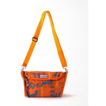 BOICE FROM BAYCREW'S 【HUNTER】ORIGINAL NYLON ONE SHOULD オレンジ フリー