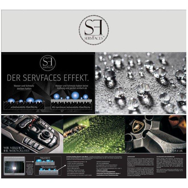 德國SF 漆面終極塗層 servFaces Coat Ultima by HSH Technology