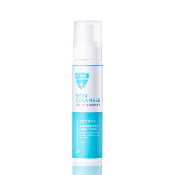 白因子肌膚清潔防護液100ML