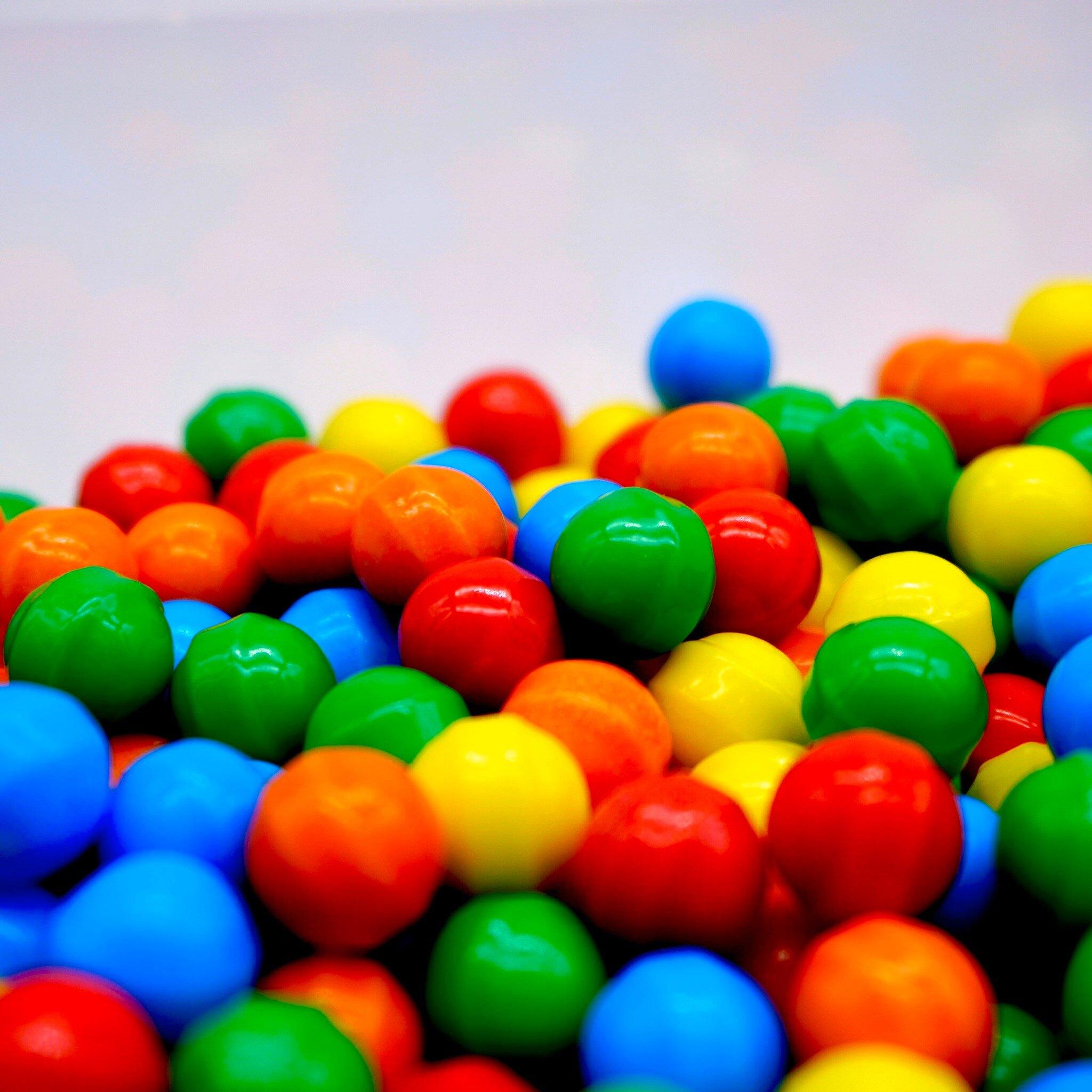 嘴甜甜 繽紛球 200公克 水果糖系列 水果口味 水果糖球 甜點裝飾 水果口味 水果百匯 水果糖 加拿大 糖果 婚宴布置 現貨