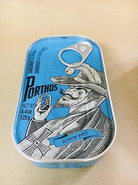 葡國老人牌 鹽水沙丁魚 (125G) 6罐 食品罐頭 富含DHA 下酒 零嘴 拌飯