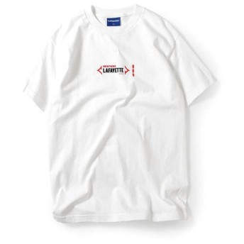 Lafayette ラファイエット CHEWING GUM LOGO TEE 半袖 Tシャツ LS200106 WHITE ホワイト