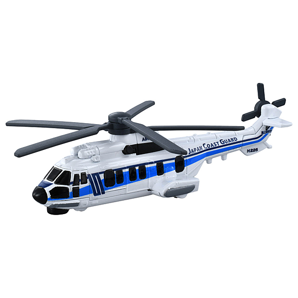 TOMICA NO.137 日本海上保安廳直升機TM137A4 超長型小汽車