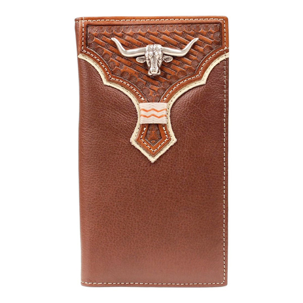 Nocona Rutherford - Mens Rodeo Wallet