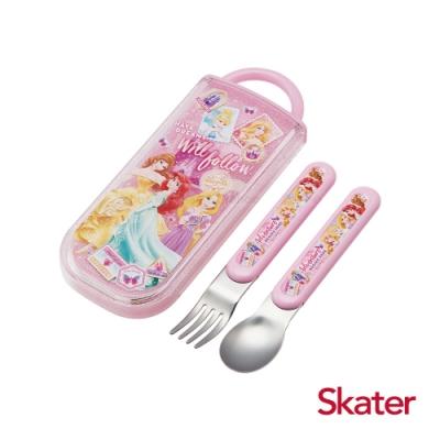 Skater餐具組CC2-迪士尼公主