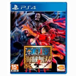 PS4 航海王:海賊無雙 4 (中文一般版)