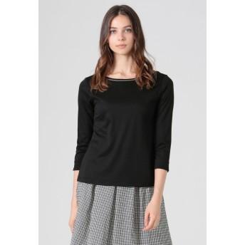 MACKINTOSH LONDON ビジューカットカットソー Tシャツ・カットソー,ブラック