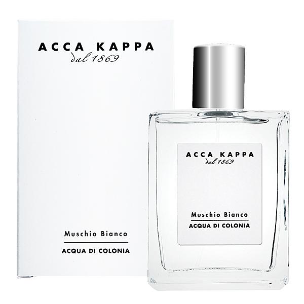 【Acca Kappa】白麝香 中性古龍水 100ml