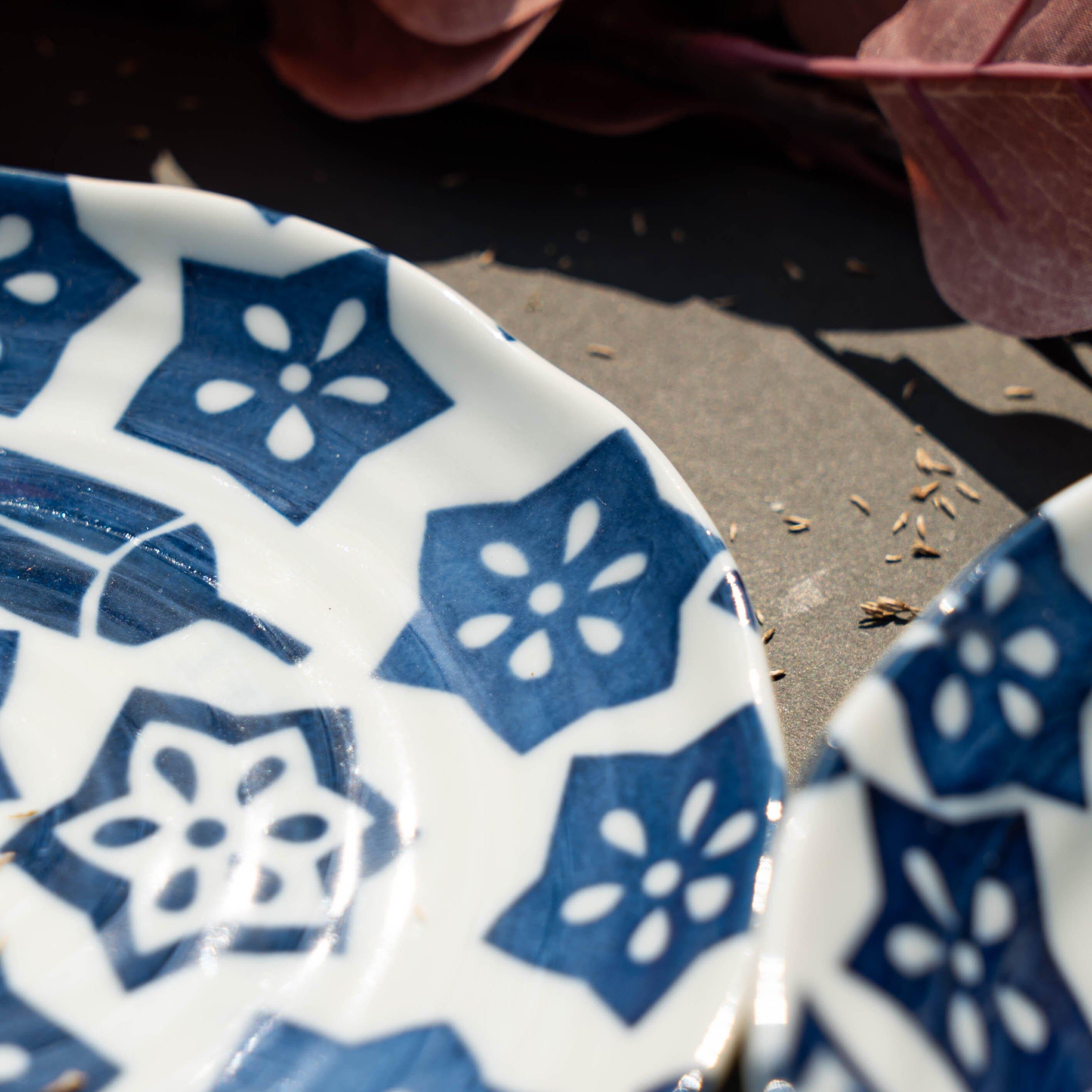 湯碗/飯碗/陶瓷碗/日式秋葵6吋淺井碗/日本進口