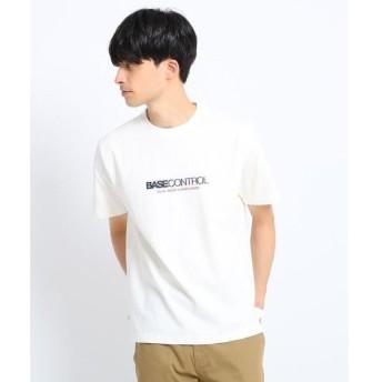 BASE STATION / ベースステーション ロゴプリントTシャツ