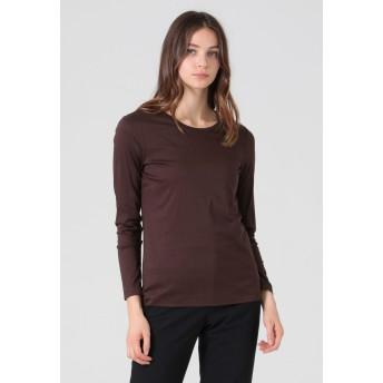 MACKINTOSH LONDON スーピマ長袖Tシャツ Tシャツ・カットソー,ブラウン