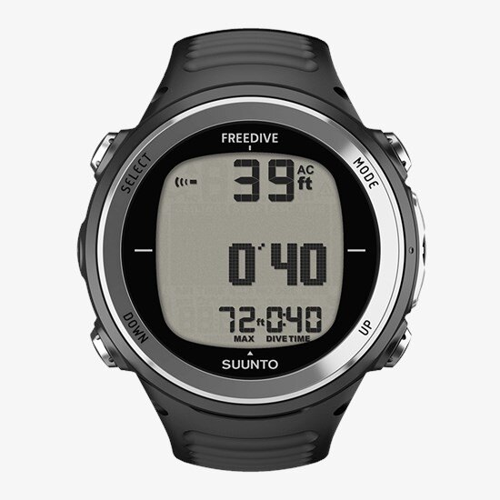 【DD潛水部落】SUUNTO D4F 潛水電腦錶 潛水用具