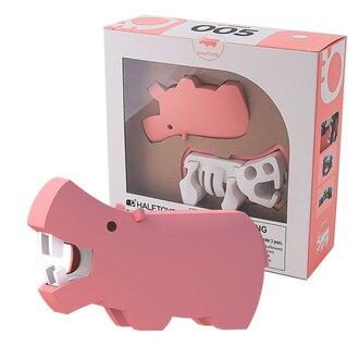 HALFTOYS哈福玩具 3D動物世界:河馬 (HIPPO) Unicorn