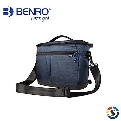 BENRO百諾 Discovery Insert 15 探索系列空拍機攝影側背包(藍色)