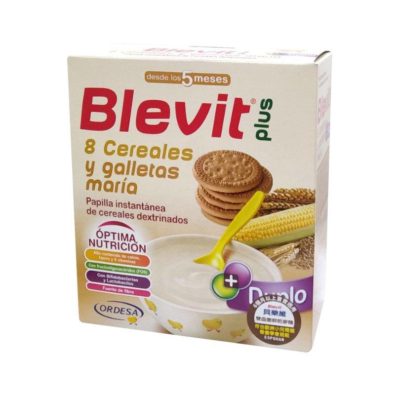 Blevit 貝樂維 雙益菌餅乾麥精600g★衛立兒生活館★