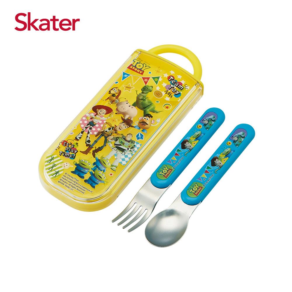 Skater 餐具組CC2-玩具總動員