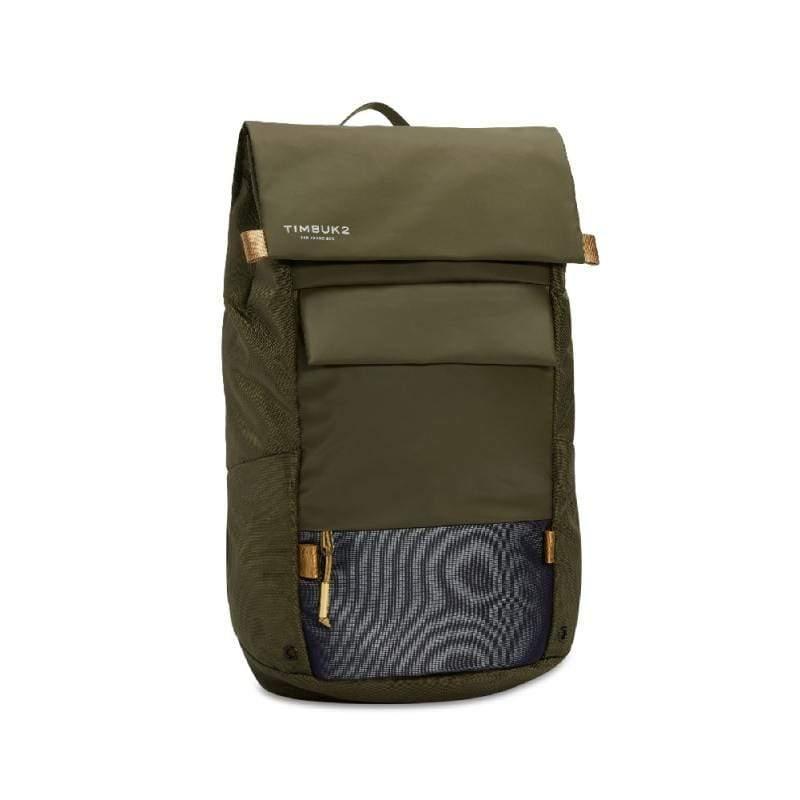 20L 防雨電腦後背包 - 橄欖綠