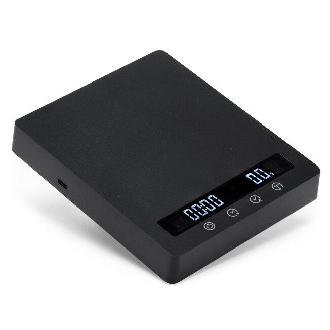 金時代書香咖啡 新品!RT3000專業計時電子秤 - 時尚黑 HK0601BK