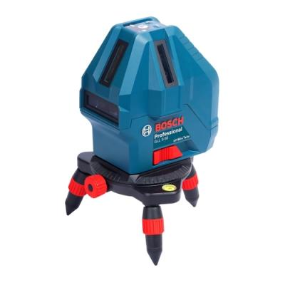 BOSCH 五線一點雷射墨線儀GLL5-50X