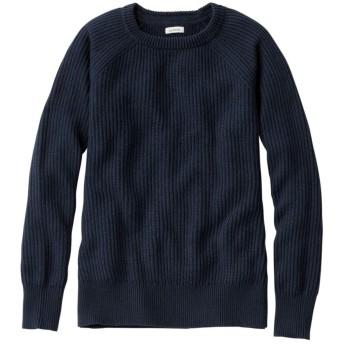 コースタル・コットン・セーター、プルオーバー/Coastal Cotton Sweater, Pullover