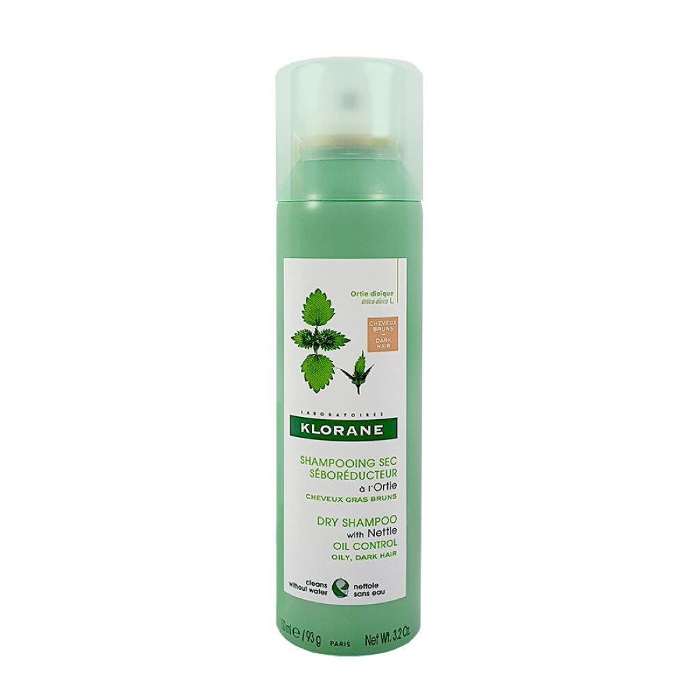 KLORANE 蔻蘿蘭 控油乾洗髮噴霧 150ml