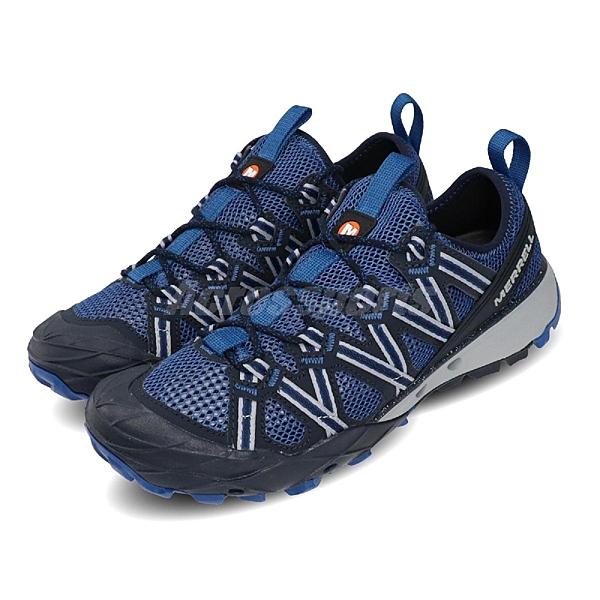 MERRELL 美國 男 Choprock 健行登山鞋033529