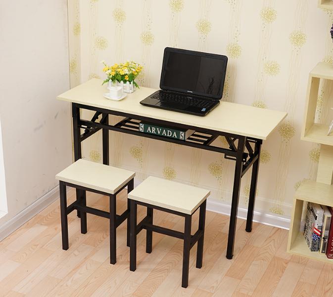 桌子 書桌 120*60*75 工作桌 辦公桌 折疊桌 長條桌子 會議桌 餐桌 課桌 電腦桌