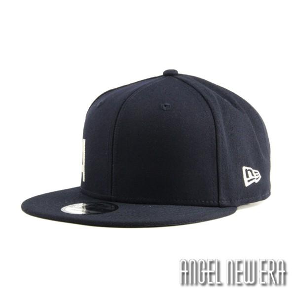 【NEW ERA】ESSENTIAL 藏青色 棒球帽 9FIFTY 可調 Snapback【ANGEL NEW ERA】