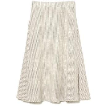 【シップス/SHIPS】 小紋プリントスカート