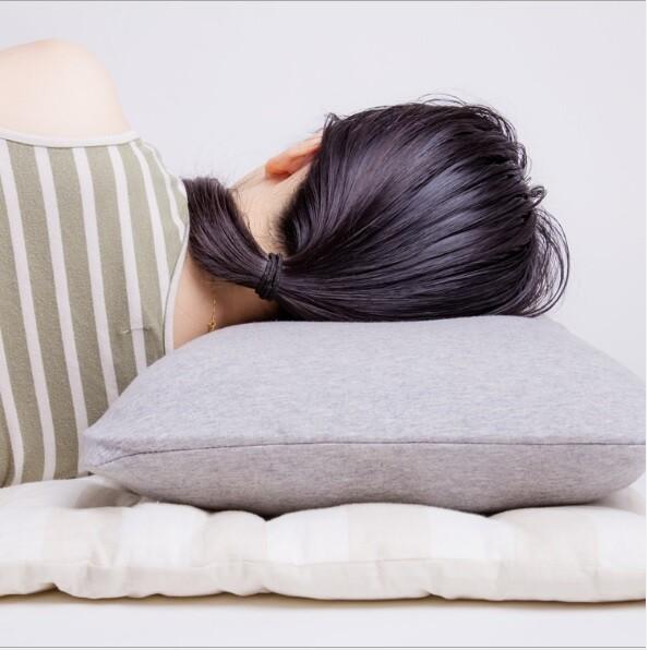 日本正品yodo xiui 成人棉麻枕套/成人抽屜枕枕套/加購枕套專區