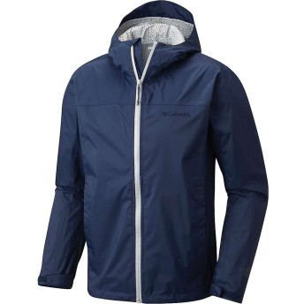 Columbia(コロンビア) アウター ジャケット・ブルゾン Columbia Men's EvaPOURation Jacket Blue メンズ [並行輸入品]