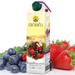 【稑珍】皇家農場鮮果汁 1000ml-綜合莓汁