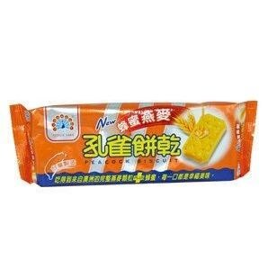 【免運直送】孔雀餅乾-蜂蜜燕麥(135g/包)*12包  -02