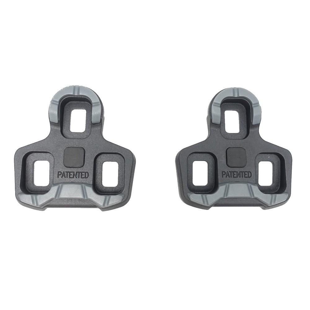 SCADA鞋底板 系統扣片 公路車卡踏扣片 跑車卡式踏板 黑色0度 適用LOOK-KEO系統