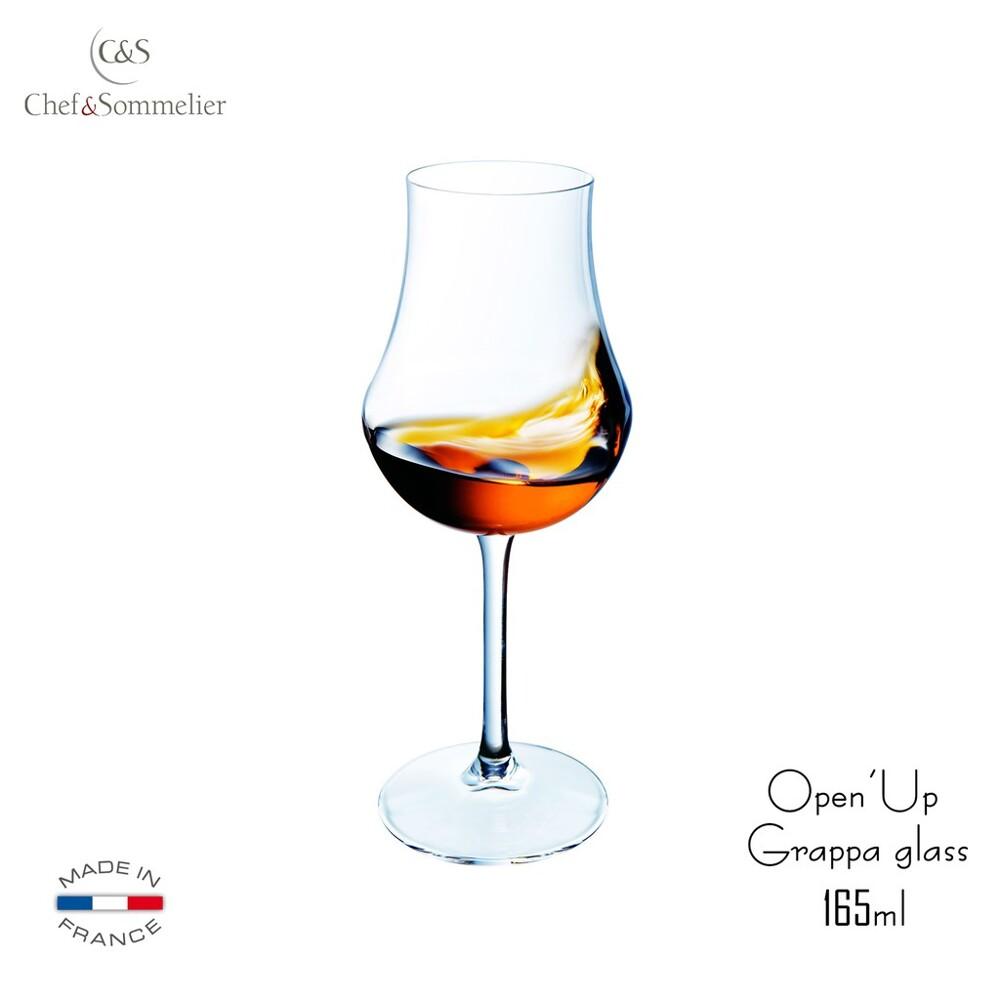 法國chef & sommelier綻放系列水晶玻璃甜酒杯165ml 高腳杯 酒杯 c&s 水晶杯