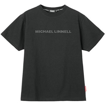 MICHAEL LINNELL [マイケルリンネル] Tシャツ ML-TS02 (M) ブラック