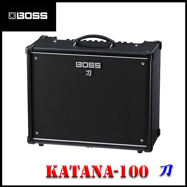 【非凡樂器】BOSS KATANA-100 刀/100瓦音箱/內建多樣化效果器/公司貨一年保固