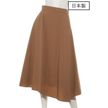 78%OFF dolly-sean (ドリーシーン) 【日本製】ナイロンタスランイレヘムスカート キャメル