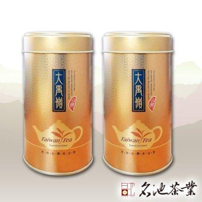 【名池茶業】懸香-大禹嶺高冷烏龍(150g x4罐)