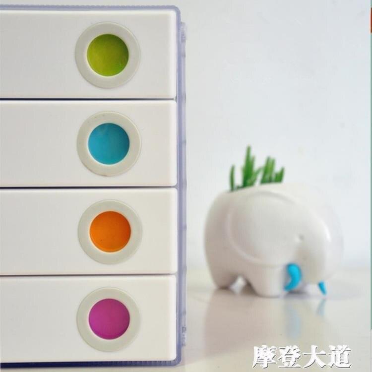 「樂天優選」香港帕萊德CD盒大容量收納盒光盤盒兒童碟片整理盒96片裝