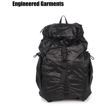 ENGINEERED GARMENTS エンジニアドガーメンツ リュック バッグ バックパック メンズ レディース  UL BACKPACK ブラック 黒 20S1H020
