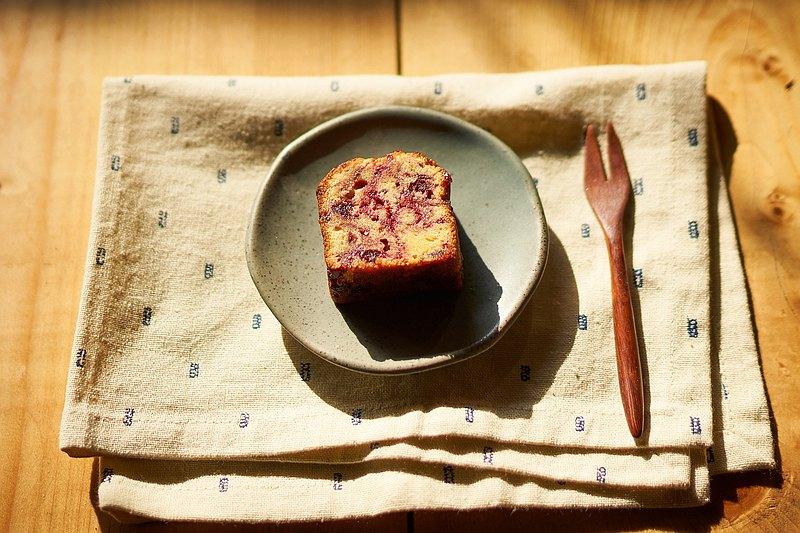 莓果皇后 磅蛋糕
