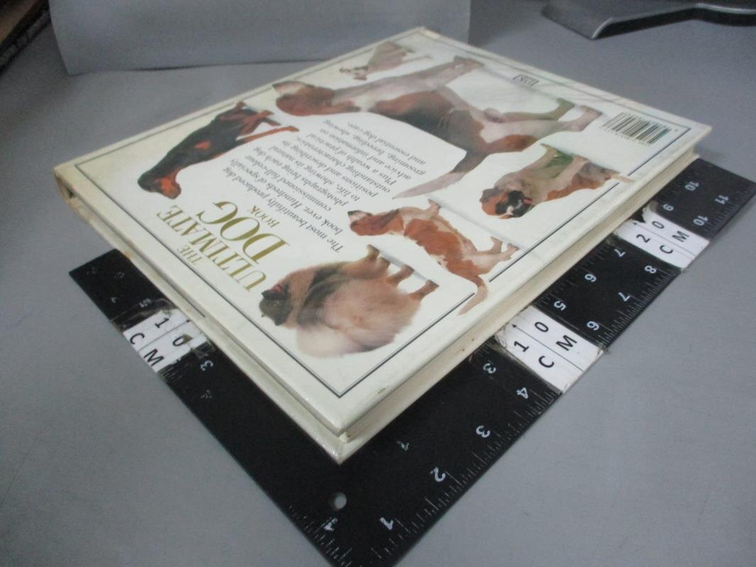 【書寶二手書T9/寵物_EBQ】THE ULTIMATE DOG BOOK_英文書_DAVID TAYLOR