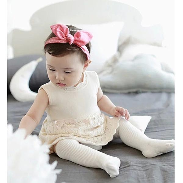 兒童 女童鬆緊蝴蝶結髮帶 嬰兒 寶寶髮帶 髮飾 髮帶 女童 橘魔法 Baby magic 現貨
