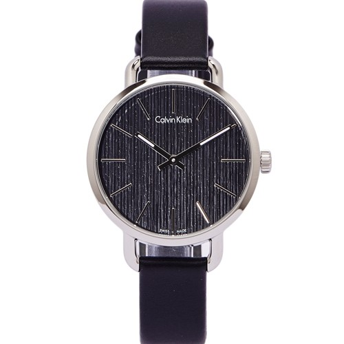 Calvin Klein CK時尚休閒女錶 (K7B231C1) 現貨/36mm